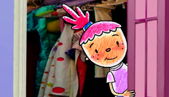 Pinky Dinky Doo - S1E1 - Where Are My Shoes?