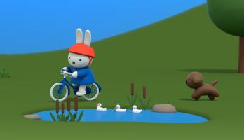 Miffy's Adventures Big and Small - E39 - Miffy's New Bicycle