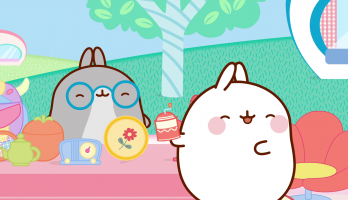 Molang - S1E14 - The Second-Hand Market