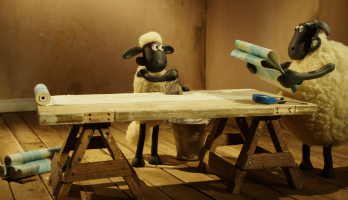 Shaun the Sheep - S4E7 - DIY