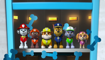 Paw Patrol - S3E321 - Merpups Save the Turbots / Parroting Pups