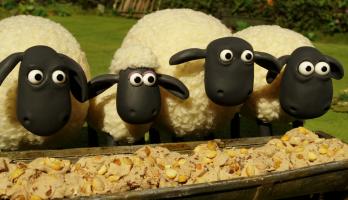 Shaun the Sheep - S5E16 - Bitzer's New Whistle