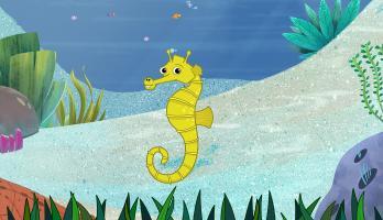 I'm a Fish - E24 - I'm a Seahorse