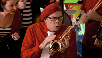 Lah - Lah's Adventures - E118 - Mister Saxophone Loses His Groove