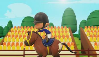Best Sports Ever - S2E2 - Show Jumping