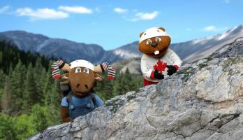 Canada Crew - E1 - Mountains