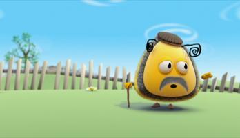 The Hive - S1E15 - A Windy Day!