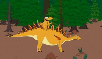 Ralph and the Dinosaurs - E12 - Lexovisaurus