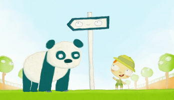 The Day Henry Met...? - S1E11 - A Panda
