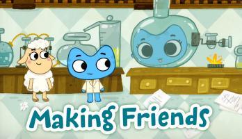 Kit 'n' Kate - E34 - Making Friends