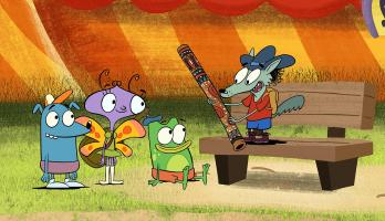 Let's Go Luna! - S1E13 - Digeridoo and Carmen Too/Not Home on the Range