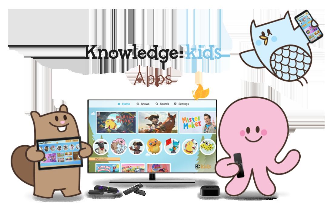 KKids App Devices
