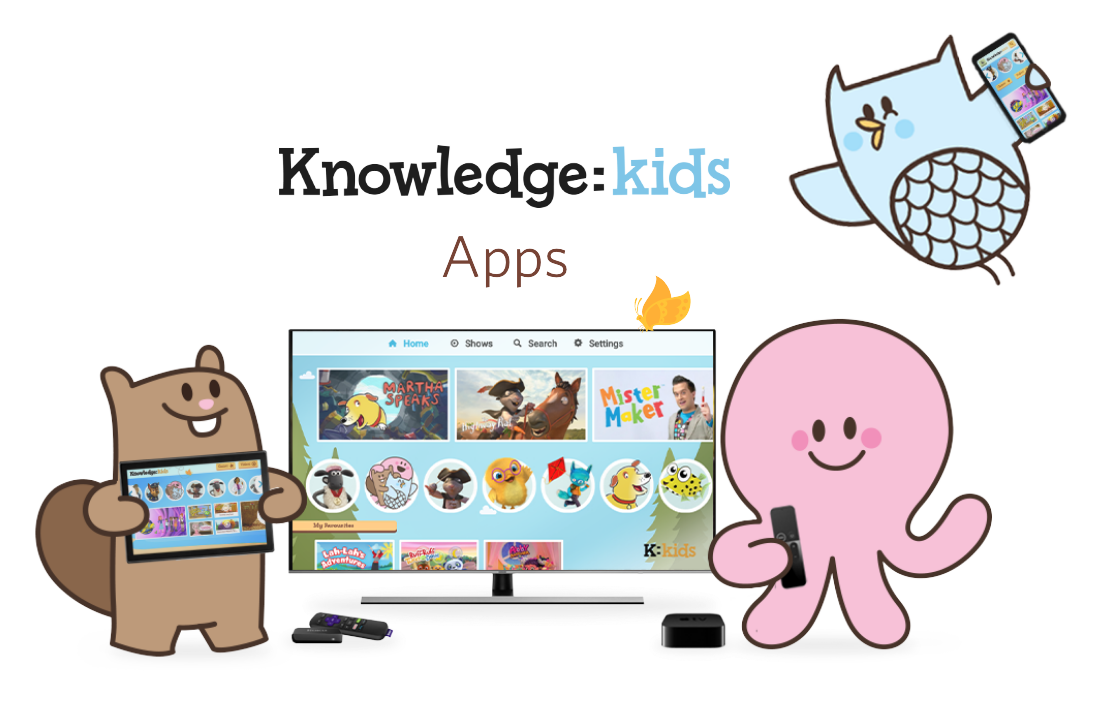 KKids App Devices