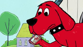 Clifford the Big Red Dog - Clifford's On His Own