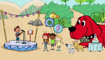 Clifford the Big Red Dog - Samantha's Perfect Day