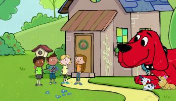 Clifford the Big Red Dog - Welcome Home, Natalie Chan