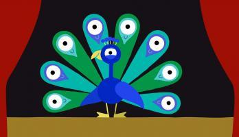 Animanimals - E14 - Peacock