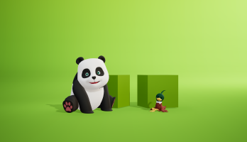 Bamboo Love - E1 - Friends