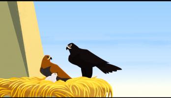 Belle and Sebastian - E15 - The Black Eagle / The Mountain Fire