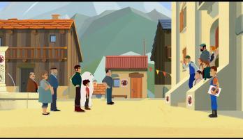 Belle and Sebastian - E8 - Vote Belle / A Picture Perfect Village