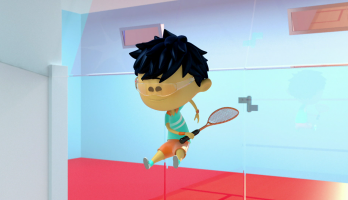 Best Sports Ever - S1E24 - Squash