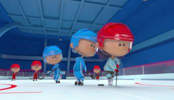 Best Sports Ever - S1E5 - Ice Hockey