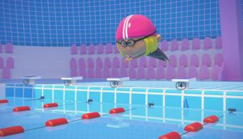 Best Sports Ever - S2E1 - Swimming