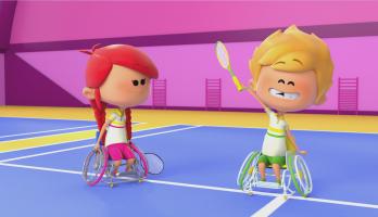 Best Sports Ever - S2E22 - Wheelchair Tennis