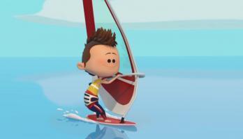 Best Sports Ever - S2E9 - Windsurfing