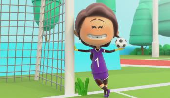 Best Sports Ever - S3E2 - Women's Football (Goalie's POV)