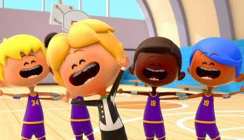 Best Sports Ever - S3E4 - Basketball
