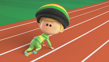 Best Sports Ever - S3E8 - 400m Relay