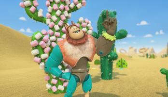 Bitz & Bob - E31 - Bevel Genie's Home Sweet Home