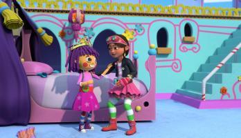 Bitz & Bob - E7 - Princess Purl's Big Sleep