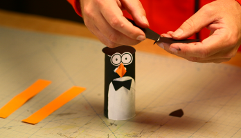 Box Yourself Minis - S2E55 - Penguin on the Run