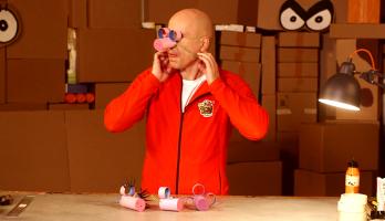 Box Yourself Minis - S2E67 - Piggy Snouts