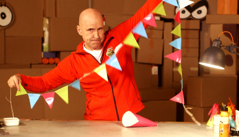 Box Yourself Minis - S2E70 - Colourful Party Decoration