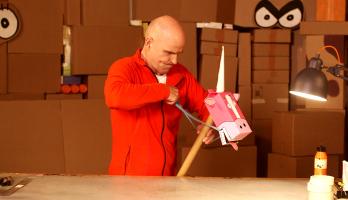 Box Yourself Minis - S2E81 - Unicorn Hobbyhorse