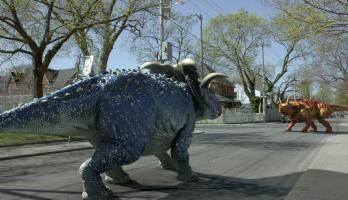 Dino Dan: Trek's Adventures - S3E304 - Dino Survivor School/Tyrannasaurus Rex