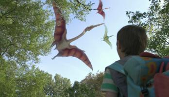 Dino Dan: Trek's Adventures - S3E309 - Pterosaur Picnic/Saber Tooth Doug