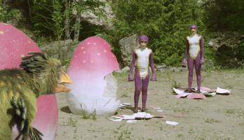 Dino Dana - S3E1 - The Dino or the The Egg, Pt.1 & Pt.2