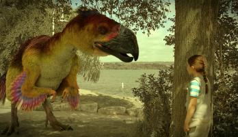 Dino Dana - S3E2 - Terror Birds/Napasaurus