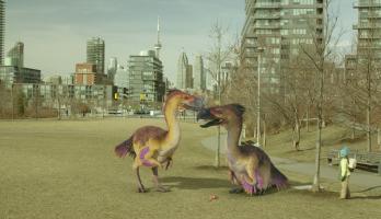 Dino Dana - S3E23 - Prehistoric Hospital/Bugasaurus