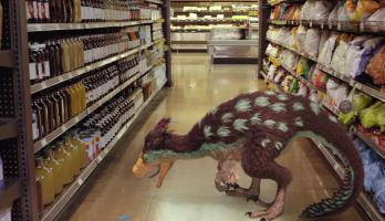 Dino Dana - S3E8 - Shopping for the Dinos/Dino Trouble