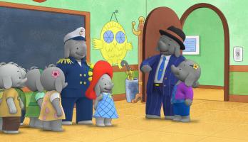 Ella the Elephant - E18 - Home Again