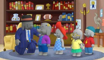 Ella the Elephant - E47 - Mayor Belinda