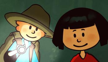 Ella, Oscar & Hoo - E27 - The Explorers Club