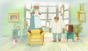 Ernest and Celestine - E23 - To Mrs.Tulip's Rescue!