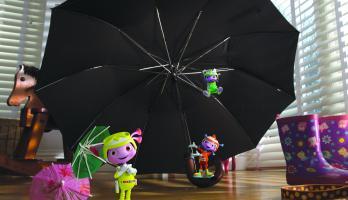 Floogals - S1E43 - Project Umbrella