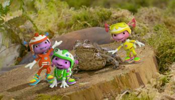 Floogals - S2E13 - Project Frog